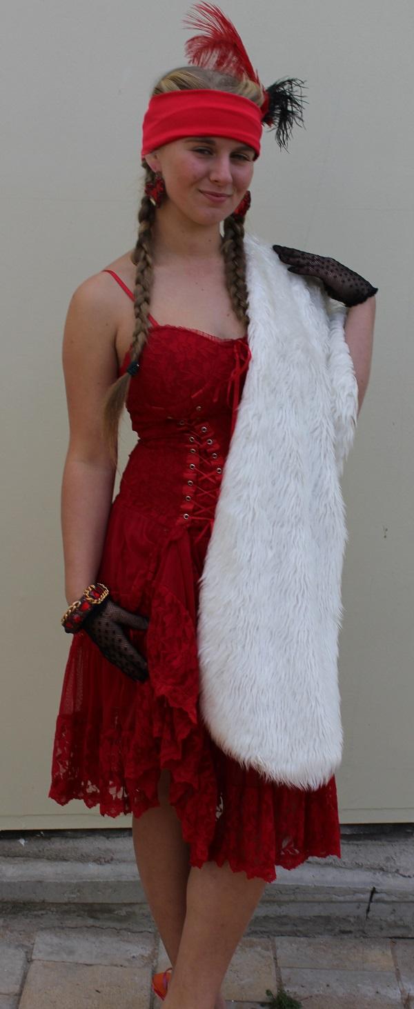 fur stole2 length