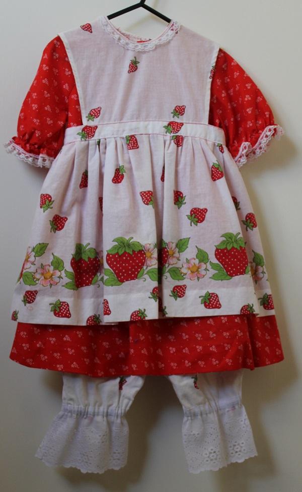 sstrawberry shortcake child
