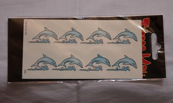 tattoo 4 dolphin band